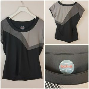 Sale! Bollè   Athletic Workout Tee  [New]